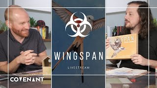 Wingspan - Playing the Oceania Expansion