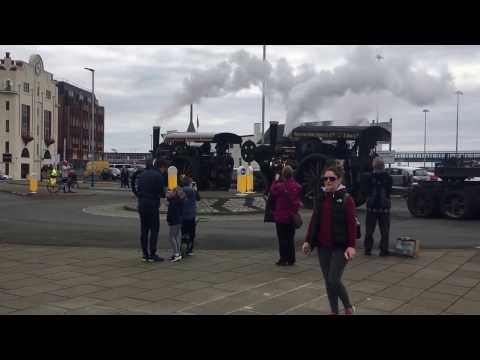 Isle of Man Festival of Steam 2017