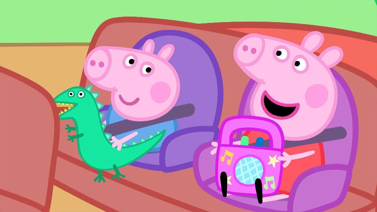Peppa Pig em Português | Compilação de episódios | 45 Minutos - 4K! | Desenhos Animados