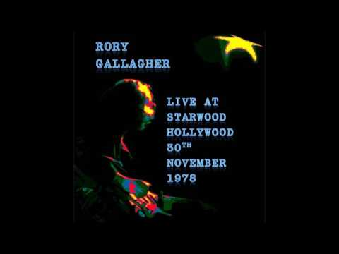 Rory Gallagher - Hollywood 1978 (Full show + Soundcheck + Jam with John Mayall/Sugarcane Harris)