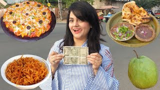 Living on Rs 1000 for 24 HOURS Challenge | Food Challenge