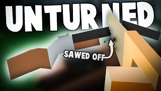 Unturned 3.13.11.0: Sawed-Off Masterkey, New Achievements, Rotation Snapping!