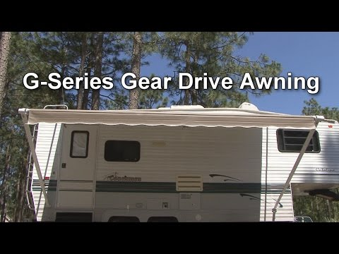 RV awning care & maintenance   The #1 RV Video Education