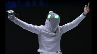 Kim Junghwan: The Final Cut - An Epic Sabre Compilation