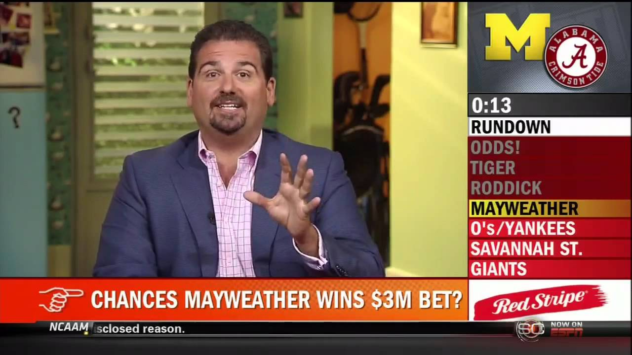 Floyd mayweather bets 3 million on michigan feature race betting online