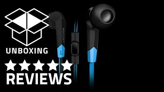 ROCCAT SYVA In Ear Video Game Headphones Unboxing Review Video