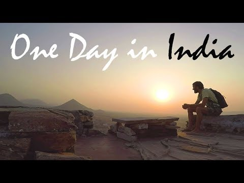 ONE DAY IN INDIA: Exploring Pushkar in the Desert of Rajasthan