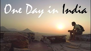 ONE DAY IN INDIA: A Land of Extremes