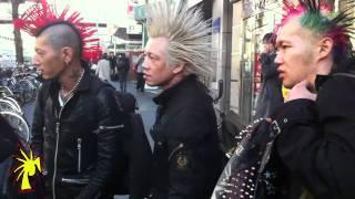 Punk 39 s not dead in Tokyo