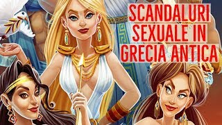 Scandaluri sexuale in Grecia antica: Zeus si amantele sale