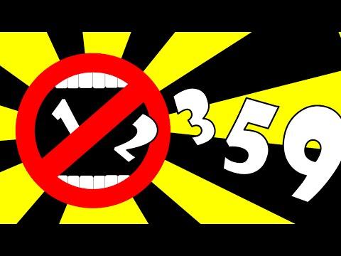El reto de leer el mensaje sin decir números - TEST de Agilidad Mental y Visual - Juegos Mentales