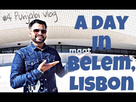 A Day In Belem, Lisbon Portugal ( Punjabi Vlog )