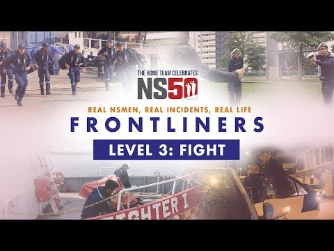 Frontliners - Level 3: Fight