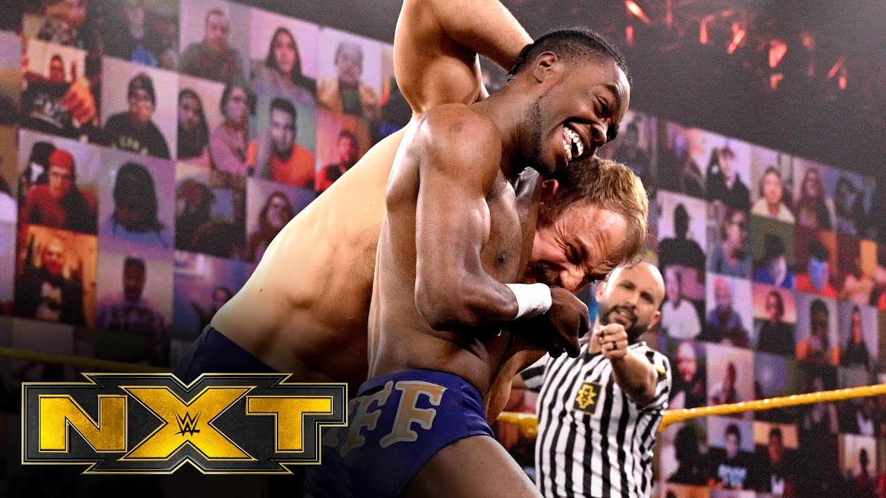 Leon Ruff vs. Timothy Thatcher: WWE NXT, Dec. 23, 2020