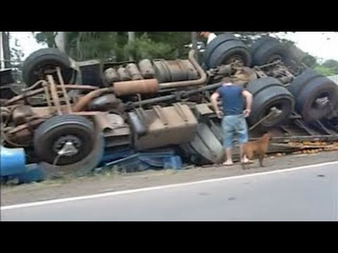 Awesome Truck Driving Skills, Most Amazing Trucks Driver in The World Compilation