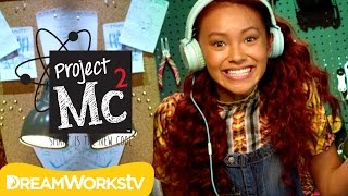 What's In the Bag Challenge with Camryn Coyle: The Sound Catcher | Project Mc²