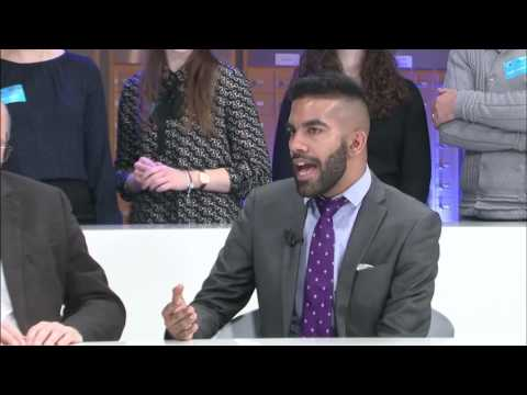 EUJS TV Ep. 2 Chrismukkah Special Edition from the VoxBox of the European Parliament