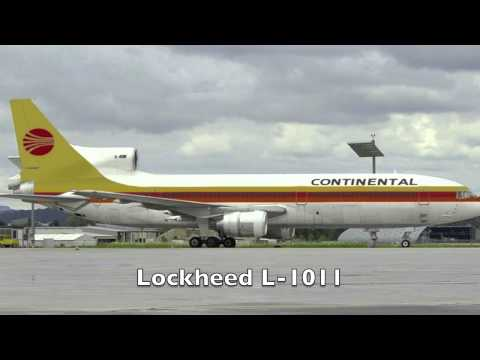 Continental Airlines Concept Fleet