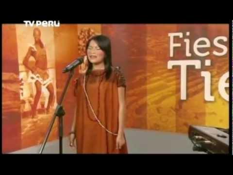 ABRAHAM PADILLA · IBASHIRE TYATA · Voz: Yéssica Sánchez Comanti · Ashaninka · TVPERU