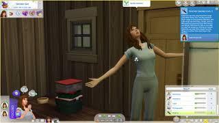 Mayzie Grobe Sims 4