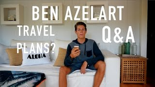 ANSWERING YOUR QUESTIONS! Q&A with Ben Azelart