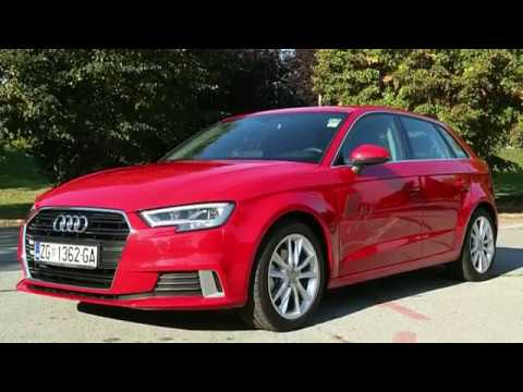 Audi A3 Sportback 16 Tdi Test Youtube
