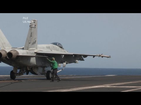 US fighter jet shoots down Syrian warplane