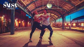 Gloria Estefan - Conga | Salsa Dance Choreography
