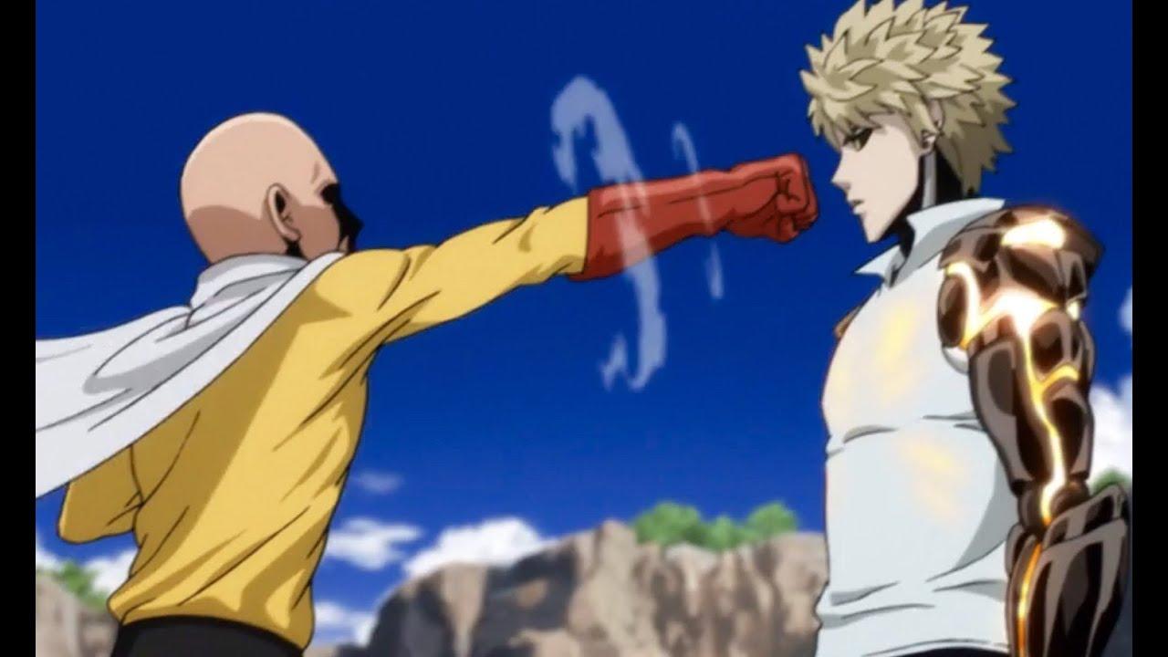 One Punch Man: Episódio 05 Dublado