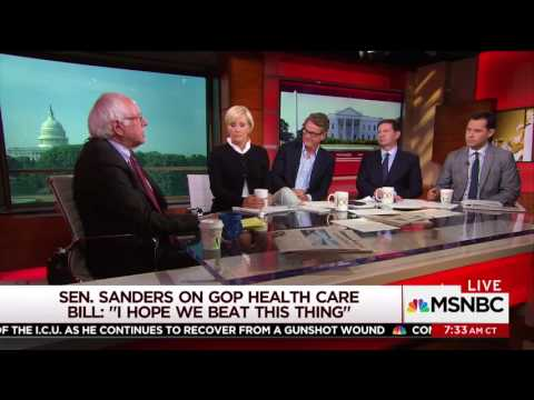 Sanders: Democrats failed to stand up for working class, turned their backs on rural America