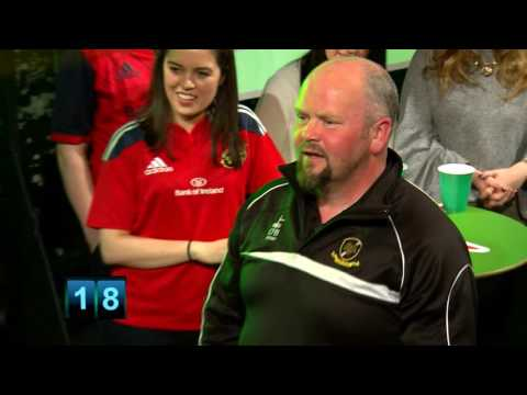 John Hayes & Gordon D'Arcy Clubhouse Challenge