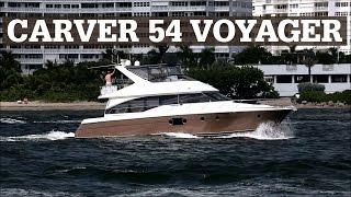Carver 54 Voyager In Fort Lauderdale