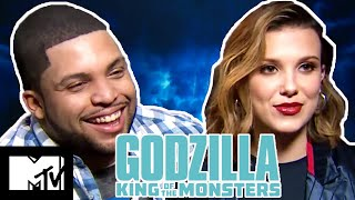 Godzilla: King of The Monsters' Millie Brown & O'Shea Jackson Play Would You Rather