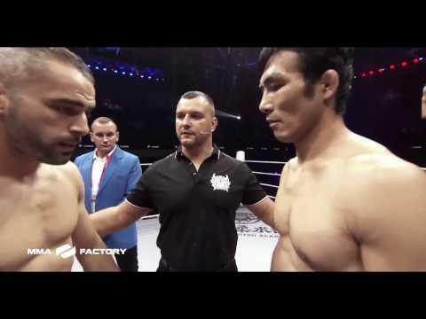 MMA FACTORY #12  Tahar HADBI  Fast Hands