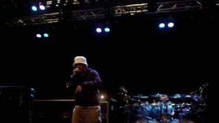 Limp Bizkit - Shark Attack (2nd final try) Live rehearsel Effenaar 17 8 2010 Eindhoven Netherlands