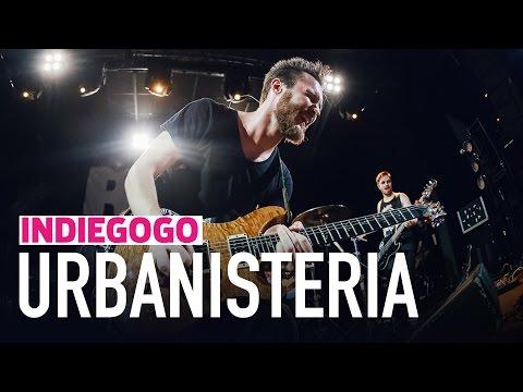 "Support of URBANISTERIA second album ""Mirror"" on INDIEGOGO"