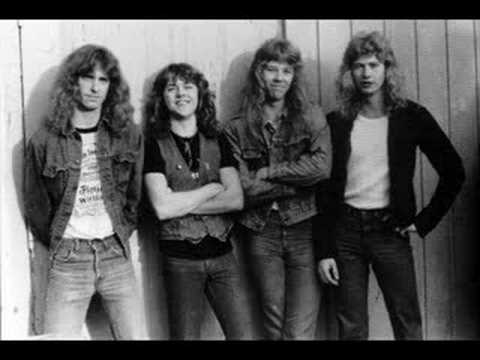 Metallica -  No Remorse - Megaforce Kusf demo