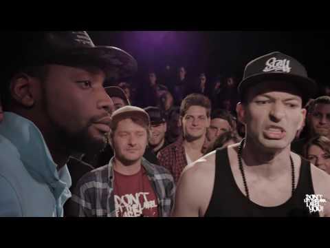 DLTLLY // Rap Battles // Davie Jones vs. Mars B.