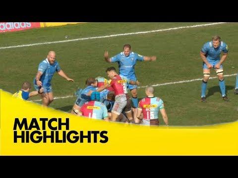 Harlequins v London Irish - Aviva Premiership Rugby 2017-18