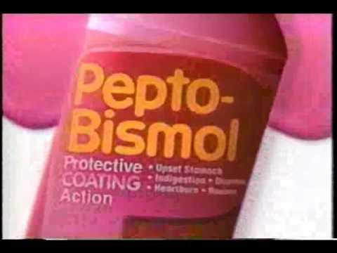 Pepto-Bismol commercial jingle