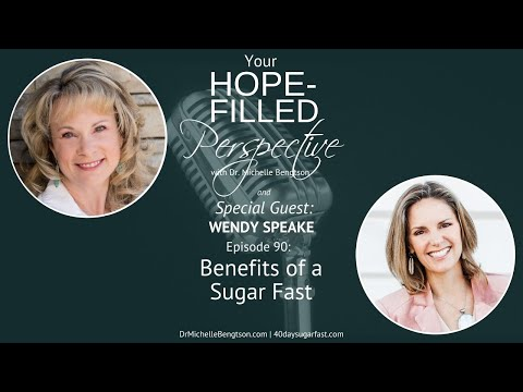Benefits of a Sugar Fast - Episode 90