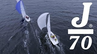 J/70 Swedish Nationals 2017 - The Movie