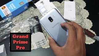 Samsung Galaxy Grand Prime Pro 2018 Unboxing | Rs 19500 /=