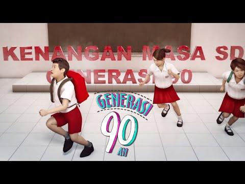 Kenangan SD Generasi 90 bikin baper - TomoNews