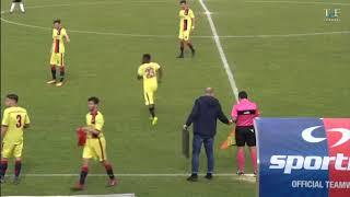 Serie D Girone D Aquila Montevarchi-Trestina 2-1