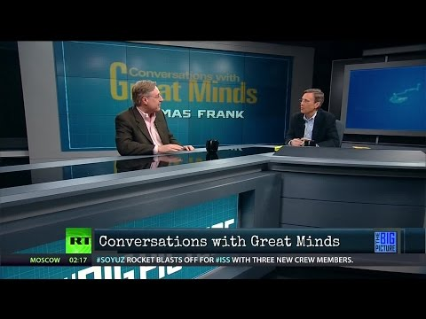Full Show 3/18/16: Thomas Frank on the State of the Democratic Party