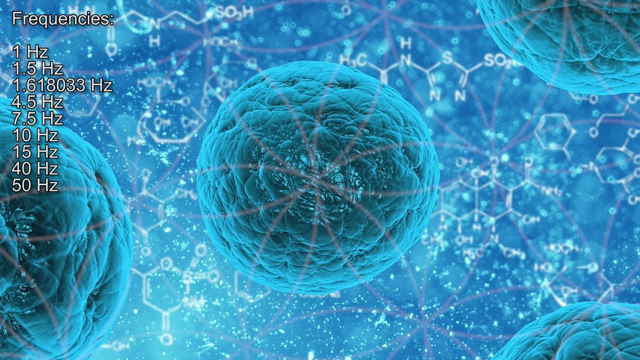 Stem Cell Production - II - Anti-Aging, Cure All, Cell, Tissue, Cartilage Regeneration - Meditation
