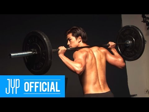 [Real 2PM] Taecyeon's Photoshoot for Men's Health Magazine