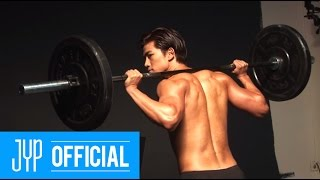 [Real 2PM] Taecyeon\'s Photoshoot for Men\'s Health Magazine