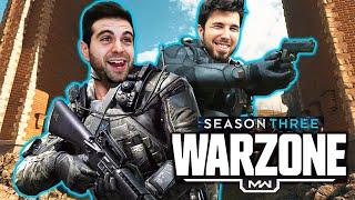 Regresamos a Warzone + Invitados Especiales 🦁 ¿VICTORIAS?
